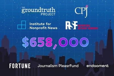 The FORTUNE Journalism PleasrFund is dedicated to advancing independent investigative journalism and programs that foster interest in sound reporting and journalistic integrity.
