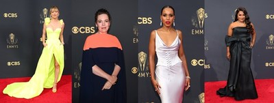 De Beers Jewellery at the 73rd Emmy Awards