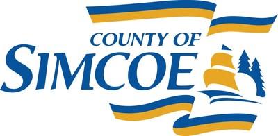 County of Simcoe Logo (CNW Group/The County of Simcoe)