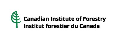 Canadian Institute of Forestry Logo (CNW Group/The County of Simcoe)
