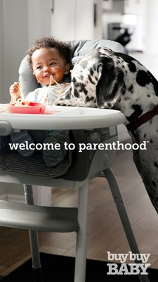 Celebrating 25 years as the leading specialty baby retailer in North America, buybuy BABY® is saying 'welcome to parenthood™' by expanding resources that help parents navigate and develop their own parenting approach for what's best for their baby.