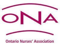 Logo: Ontario Nurses' Association (CNW Group/Ontario Nurses' Association)