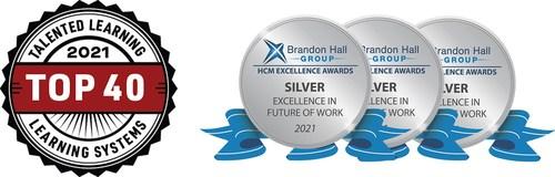 DigitalChalk LMS by Sciolytix received 3 Brandon Hall Awards