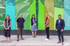 Interconnectivité - MU inaugure une murale environnementale à Montréal