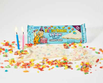 Fruity PEBBLES™ Birthday Cake Candy Bar