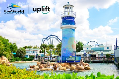 SeaWorld hotel and ticket packages now offering flexible monthly payments with Uplift, Buy Now Pay Later Leader