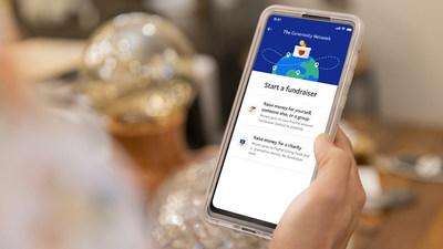New PayPal App - Generosity Network