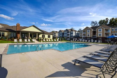 The Retreat at Arden Village, an apartment community located in Columbia, Tennessee, is now under the management of Mission Rock Residential.