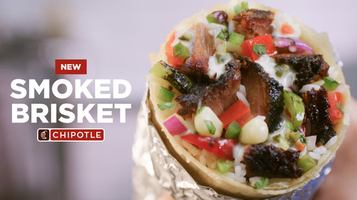 Today and tomorrow, Chipotle's more than 24 million Rewards members in the U.S. will have exclusive access to Smoked Brisket on the Chipotle app and Chipotle.com. Beginning September 23, Smoked Brisket will be available in-restaurant at U.S. and Canada locations and on the Chipotle app, Chipotle.com, and Chipotle.ca.