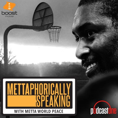 METTAPHORICALLY SPEAKING With NBA Champion and All-Star Metta World Peace Is Set to Launch On International World Peace Day, September 21, 2021!