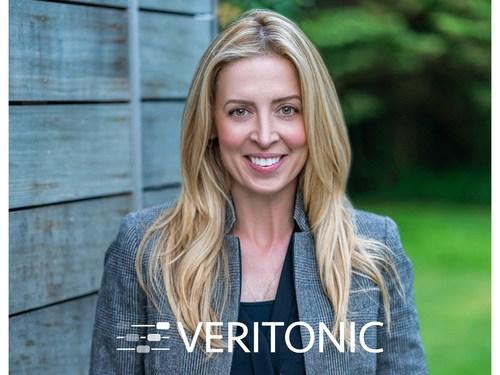 Korri Kolesa joins Veritonic as Chief Revenue Officer.