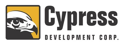 Cypress Development Provides Update on Clayton Valley Lithium Project's Pilot Plant Status (CNW Group/Cypress Development Corp.)