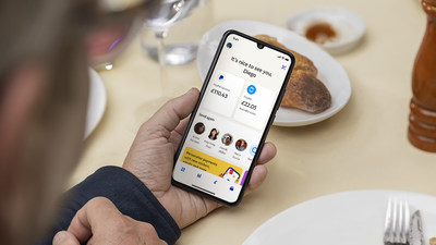 New PayPal App - Dashboard
