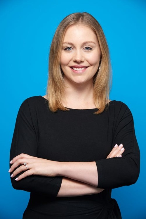 Photo credit: Axel Springer  Alyson Shontell will be Fortune's next--and first female--Editor in Chief starting on October 6, 2021.