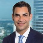 Palmetto anuncia el nombramiento más reciente de su junta directiva: el alcalde de Miami, Francis Suarez