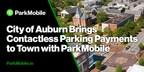 ParkMobile Announces Partnership with the City of Auburn, AL, to...