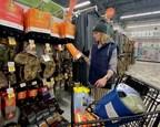 Meijer Prepares for Fall Rush of Customers Looking for Seasonal Camping Items