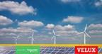 威卢克斯集团和施耐德电气宣布延长合作伙伴关系,以加速终生碳中和承诺