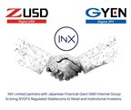 INX Limited partners with Japanese Financial Giant GMO Internet...