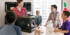 Impresión 3D en aulas híbridas con Makerbot Cloudprint...