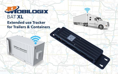 Introducing BAT-XL. The optimal device for extended use Trailer, Container & Equipment Tracking