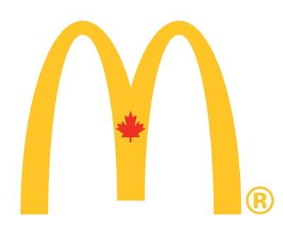 McDonald's Canada Logo (CNW Group/McDonald's Canada)