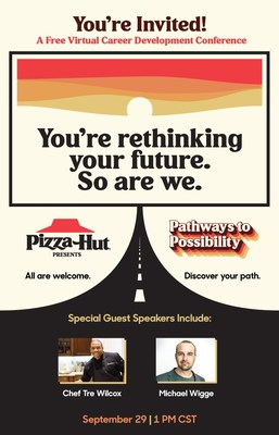 Pizza Hut and its franchisees aim to hire 40,000 new permanent team members across the country by the end of 2021.