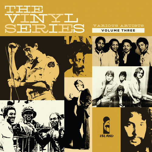 On October 29, Island Records / UMe will release the third volume of The Vinyl Series, an 18-track double LP compiling some of the label's key releases of the late 1960s and early '70s. Volume One included pivotal songs from 1962 to 1969, and Volume Two, released over the summer, covered the years 1969 to 1973. Taken together, the sets explore the wide-ranging highlights from Island's remarkable and extensive catalog. Volume 1 + 2 are available now.