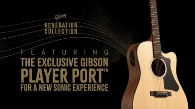 (PRNewsfoto/Gibson)
