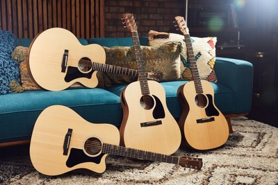 The Gibson Generation Collection. (PRNewsfoto/Gibson)