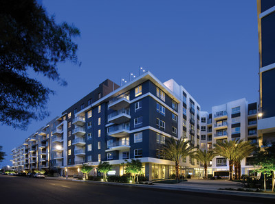 Walker & Dunlop Completes Sale and Financing for Best-in-Class Multifamily Property in LA's Thriving Warner Center
