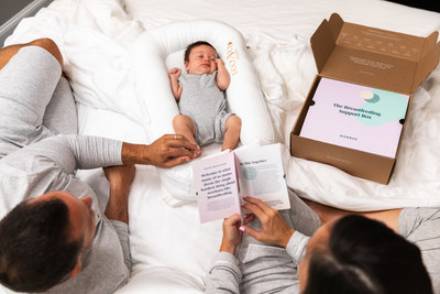 Mombox introduces world's first 12-month postnatal subscription box to support new moms throughout the first year of motherhood.