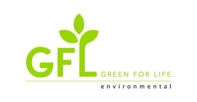 GFL Environmental Inc. Logo (CNW Group/GFL Environmental Inc.)