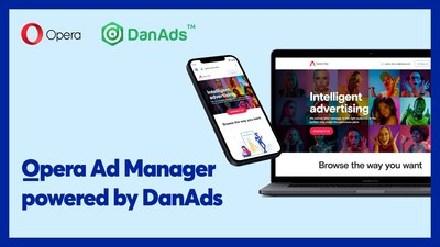 Opera Ad Manager powered by DanAds