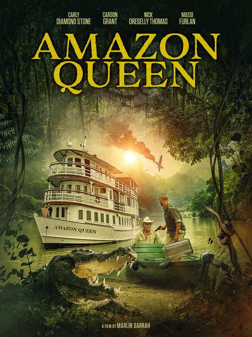 Amazon Queen Movie Poster