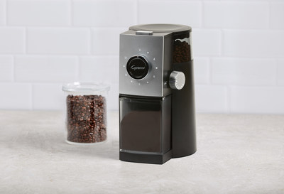 Capresso Grind Select offers 15 grind settings from fine to coarse.