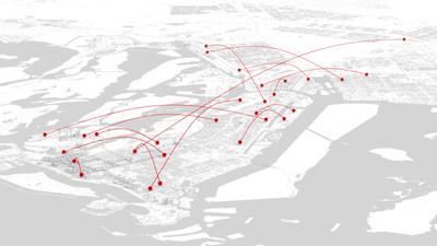 Matternet Abu Dhabi network