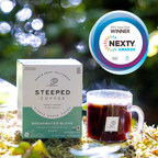 Steeped Coffee Wins NEXTY Award For Best New Product