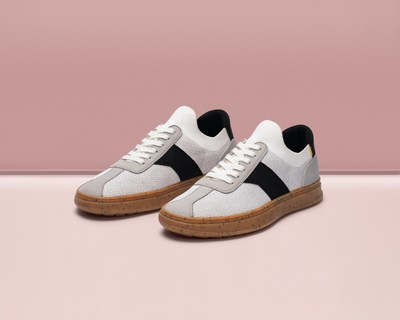 Volvo Cars Canada and Casca Footwear take steps toward a sustainable future with an inspired shoe (CNW Group/Volvo Car Canada Ltd.)
