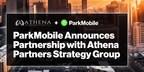 ParkMobile Announces Partnership with Athena Partners Strategy...