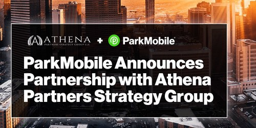 ParkMobile, the leading provider of smart parking and mobility solutions in the U.S, is now being represented by Athena Partners Strategy Group LLC (APSG), with the goal of driving growth in the municipal, educational, and private parking markets.