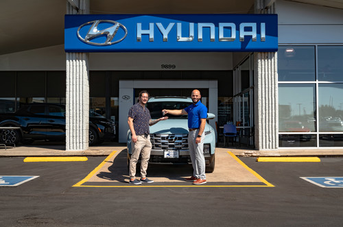 Hyundai Santa Cruz Buyer Jordan Gonzales Epitomizes New Breed of Sport Adventure Vehicle Owner
