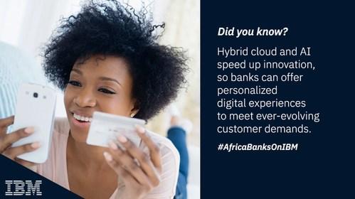 #AfricaBanksOnIBM