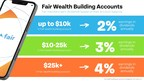 Fair Neobank Announces Dividends up to 4% on their Wealth...