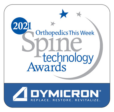 OTW 2021 Best New Spine Technology Award