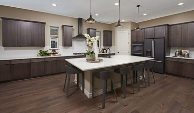 The Pinecrest is one of five Richmond American floor plans available at Legacy in Eagle, Idaho.