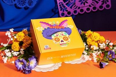 McCormick's Limited Edition Día de los Muertos Recipe Craft Kit