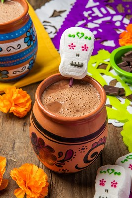 McCormick's Creamy Mexican Hot Chocolate