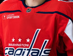Washington Capitals Announce Caesars Entertainment as First-Ever Jersey Patch Partner