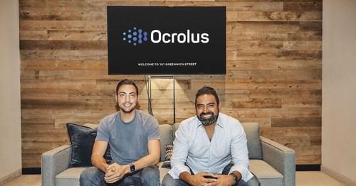 Sam Bobley, Co-founder and CEO, and Vikas Dua, COO, Ocrolus Inc.